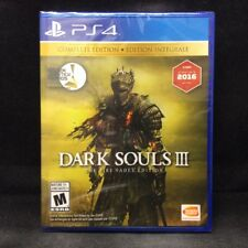 Dark Souls III: The Fire Fades Edition Complete Edition(PlayStation 4) BRAND NEW