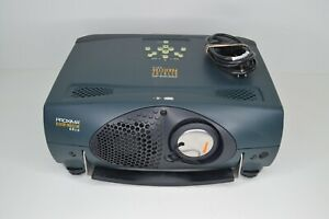 Proxima 6810 Desktop Video Picture Projector RCA & VGA In w/ Speaker TESTED