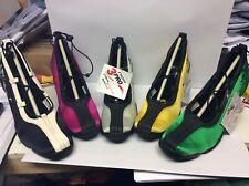 FREDDY Ladies Motor Racing Promotion Fashion High Heels pumps GREEN EU 41