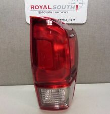 Toyota Tacoma 2016 2017 TRD OR/Sport Right Rear Tail Light Genuine OEM OE