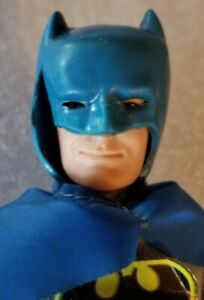 """(1) RARE Vintage Mego 8"""" inch REMOVABLE COWL BATMAN Action Figure/Doll Cowl ONLY"""