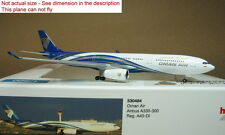 Herpa 1/500 Oman Air A330-300 A40-DI #530484 Diecast Metal Model Plane