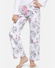 Justice Girl's Size 20 Unicorn Print Sleep Pants New with Tags