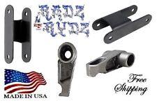 """2004-2012 Colorado Canyon H3 H3T 3""""-2"""" Lift Kit Lift Keys Shackles Leveling Kit"""