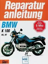 Reparaturanleitung BMW K 100  RS & RT   NEU&OVP @ KEIN PORTO @ BMW K100 RS / RT