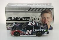WILLIAM BYRON #24 2020 LIBERTY UNIVERSITY 1/24 SCALE NEW IN STOCK FREE SHIPPING