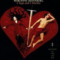 Marianne Rosenberg 5 Tage und 5 Nächte-Geschichten von Liebe und Haß (1.. [2 CD]