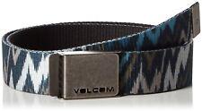 Volcom Web Belt Men's Belt Gift Set–Assorted Colors–One Size–D5931617AST