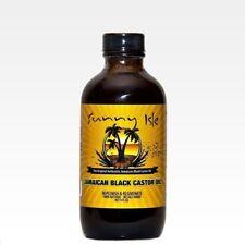 Sunny Isle Huile de ricin Noir pour pousse des cheveux & TRAITEMENT 114ml