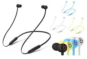 Beats Flex Wireless Earphones Apple Dr. Dre Bluetooth Headphones Black 2021