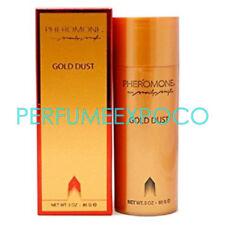 Pheromone GOLD DUST by Marilyn Miglin WOMEN 3.0oz-85g Dusting Body Powder (HE38