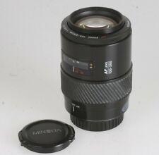 Minolta AF Zoom 4,5/100-200mm Objektiv #15104495 (Minolta AF / Sony Alpha Baj.)