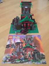 LEGO Castle Ninja Robber's Retreat 6088 with Instructions (No Figures)