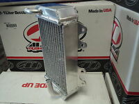 SUZUKI DRZ400 DRZ400E MAGNUM RIGHT SIDE HIGH PERFORMANCE RADIATOR 00-01