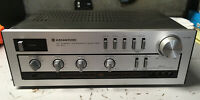 Kenwood DC stereo Integrated Amplifier KA-400 NOT TESTED
