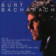 Burt Bacharach - Best of [New CD] Germany - Import