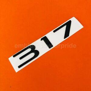 VE HSV 317 Clubsport Senator Grange Maloo Gloss Black Badge