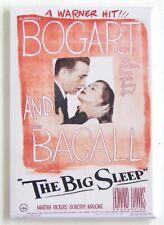 The Big Sleep (1946) Fridge Magnet movie poster