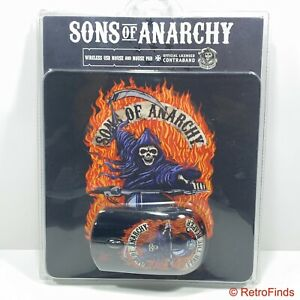 Sons of Anarchy Wireless Mouse and Mousepad The Reaper (Mac / PC)