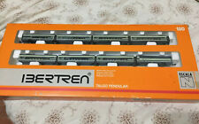 Tren train Talgo Pendular Renfe Ibertren Scale Escala N 1990 Set 8 Coches