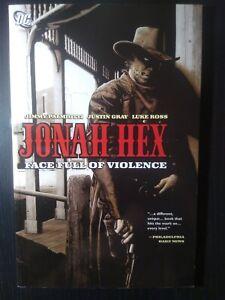 4 Jonah Hex DC Graphic Novels High grade Showcase#1,six-gun war,guns of vengeanc