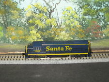 ATLAS N SCALE #4451 U25B Ph 2a SANTA FE #1602