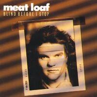 Meat Loaf Blind before I stop (1986) [CD]
