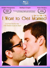 I WANT TO GET MARRIED - BLU RAY - Region Free - Sealed
