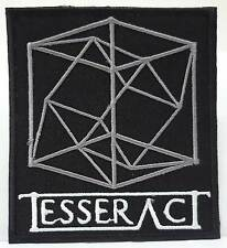 TESSERACT embroidered patch Monuments Periphery Intervals Textures Vildhjarta