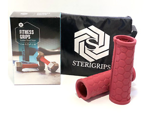STERIGRIPS Fitness Grips. Workout Grips for Comfort, Health and Hygiene. UK