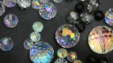Swarovski Crystal DISCO ROUND BALL Beads #5003 6mm, 8mm, 10mm, 14mm, 16mm Many C