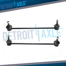 Detroit Axle 2012 2013 2014 2015 Honda Civic Front and Rear Sway Bar Links and Front Lower Ball Joints Set for 2013-2015 Acura ILX
