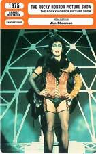 FICHE CINEMA : THE ROCKY HORROR PICTURE SHOW - Curry,Sarandon,Meat Loaf 1975