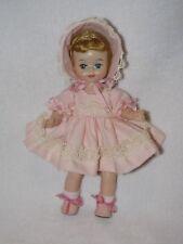 """Vintage 8"""" """"Maggie Faced"""" Bent Knee Madame Alexander Doll"""