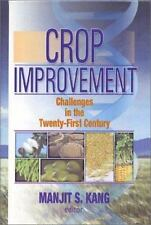 Crop Improvement: Challenges in the Twenty-First Century-ExLibrary