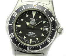 Vintage Tag Heuer 1500 Professional 973.013B--1 Midsize Unisex Quartz Watch