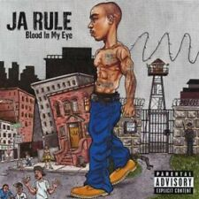 1-CD JA RULE - BLOOD IN MY EYE