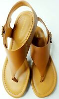 Tommy Hilfiger Women's Kamea Natural Color  Sandals - Size 8