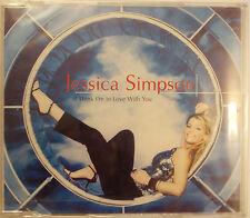 JESSICA SIMPSON I THINK I'M IN LOVE WITH YOU CD SINGOLO SIGILLATO