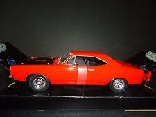 Motormax Dodge Coronet Super Bee 1969 Orange 1/24
