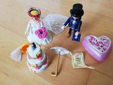 Playmobil City Life Brautpaar mit viel Zubehör