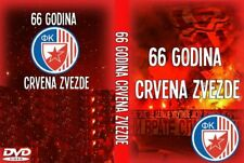 dvd 66 years red star
