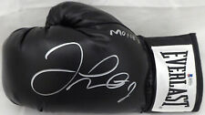 "FLOYD MAYWEATHER JR. AUTOGRAPHED EVERLAST BOXING GLOVE LH ""MONEY"" BECKETT 159657"