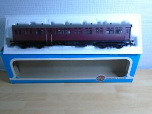OO GAUGE AIRFIX BR AUTO COACH 54256-8 LIVERY IS
