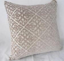 Classic Scrolls Beige European 60cm Cushion Cover Home Decor Pillow Case Throw