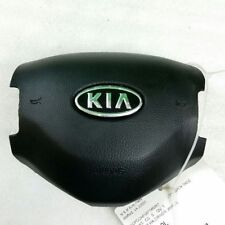 2010-2012 KIA SPORTAGE LEFT DRIVER SIDE STEERING WHEEL AIRBAG - BLACK