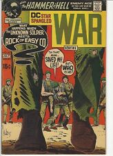 Star Spangled War Stories #157 Unknown Soldier Enemy Ace Kubert Silver Age DC
