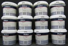 DULUX 1 LITRE INTERIOR DESIGN METALLIC SILVER COLOUR PAINT