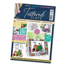 TATTERED LACE MAGAZINES ~ NOT INCLUDING FREE GIFTS