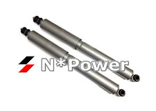 "4X4 SHOCK ABSORBERS REAR PAIR 2"" LIFTS FOR TOYOTA Landcruiser UZJ200 V8 07-12"